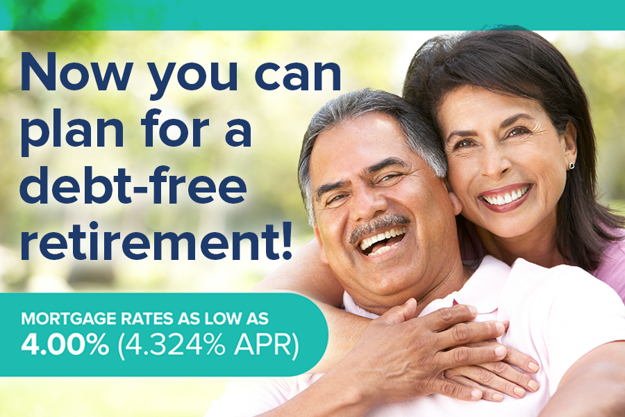 Now you can plan for a debt-free retirement!